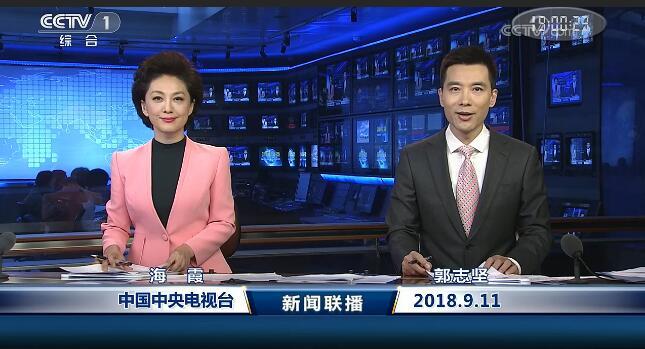 2019年CCTV-1《新闻联播》前广告